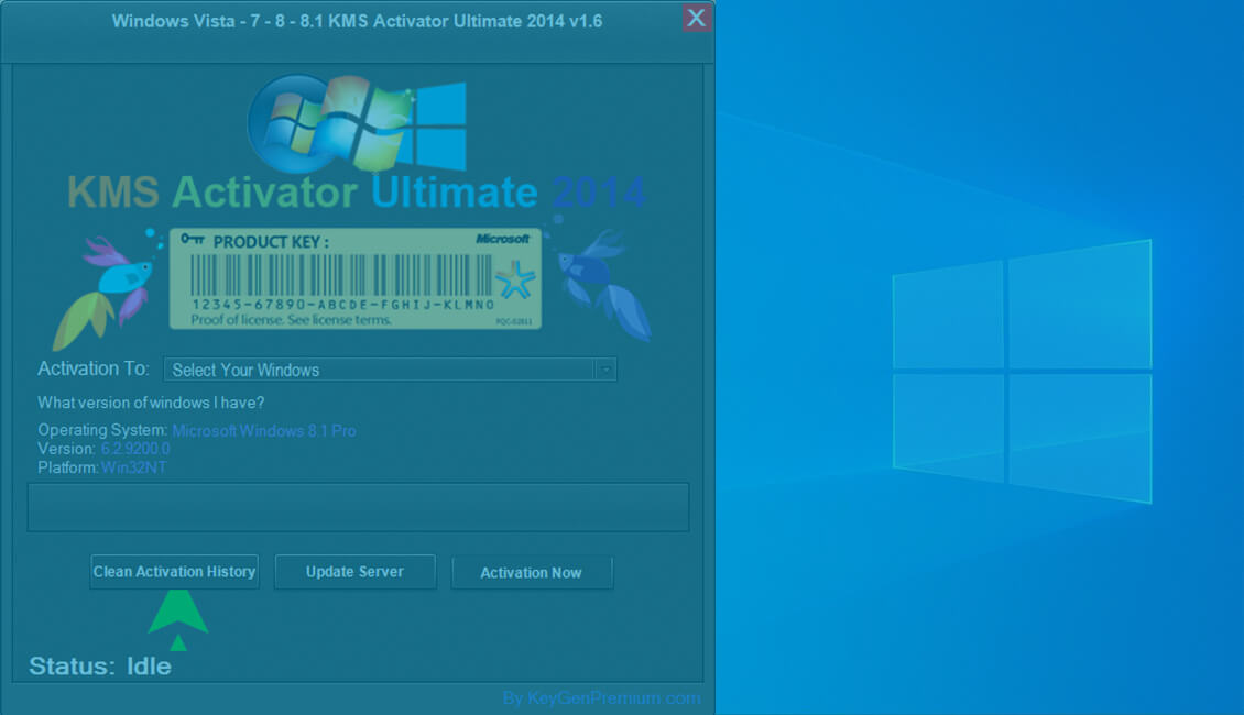 Kms activator windows 10 pro