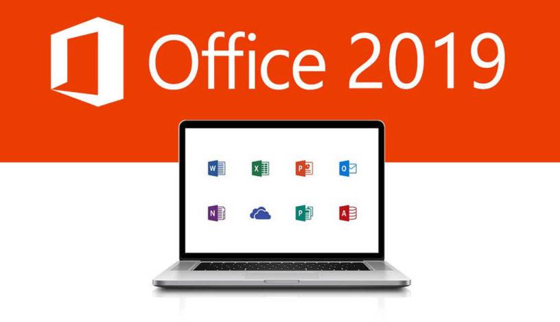 Office 2019 pour Windows et Mac